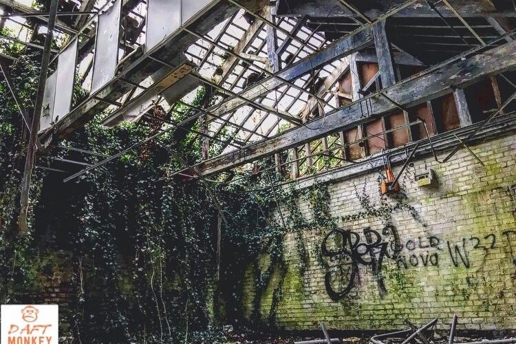 """Steeped in history"": Urban explorers on forgotten Salford"